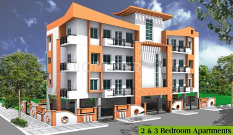 Images for Elevation of Vikram Structures Pvt Ltd Platinum Paramount