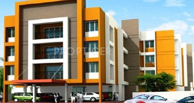 Images for Elevation of TBPL Swetha Residency Block I