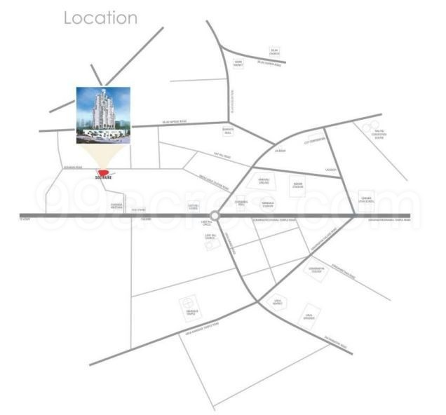 Images for Location Plan of Land Solitaire