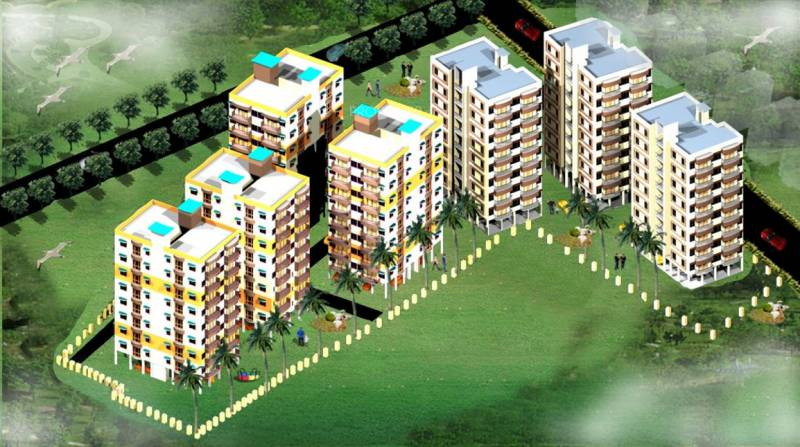 Images for Elevation of Nabaudyog Srijani Housing Complex
