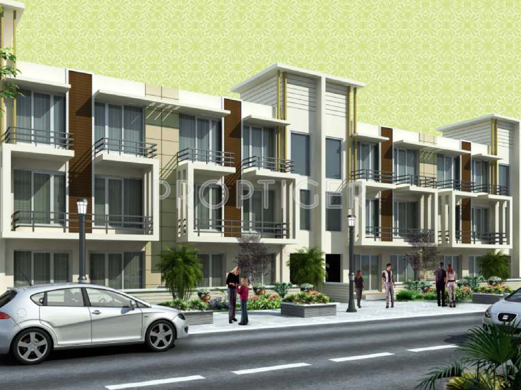 1255 sq ft 3 bhk 2t apartment for sale in tdi for Affordable home