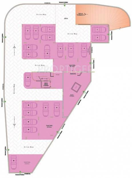 Images for Cluster Plan of Asset Sapphire