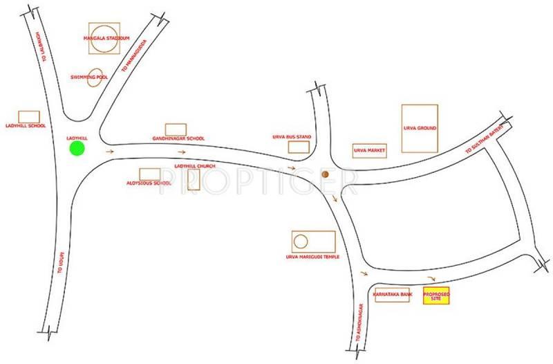 Images for Location Plan of Land Trades Vasundhara