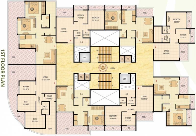 Images for Cluster Plan of Neelkanth Krupa
