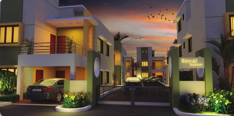 Images for Elevation of Laxmi Royal Avenue