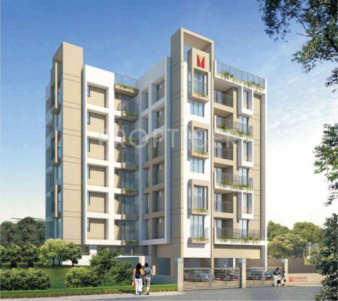 Images for Elevation of Vishraam Ira