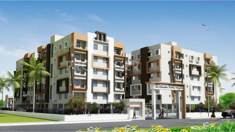 Images for Elevation of Royal Retreat Sai Chandra Tirtha Heights