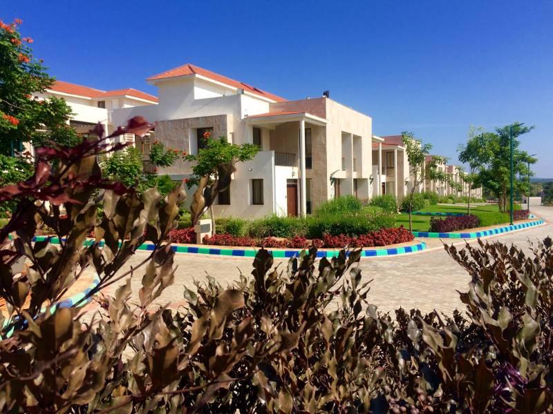 Images for Elevation of Adventz Zuari Garden City Villa