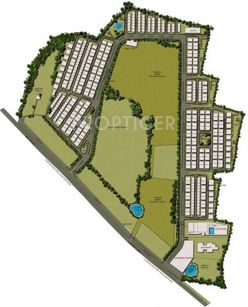Images for Master Plan of Adventz Zuari Garden City Villa