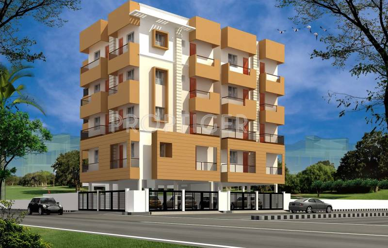 Images for Elevation of A1 Gnana Prakasham Nagar