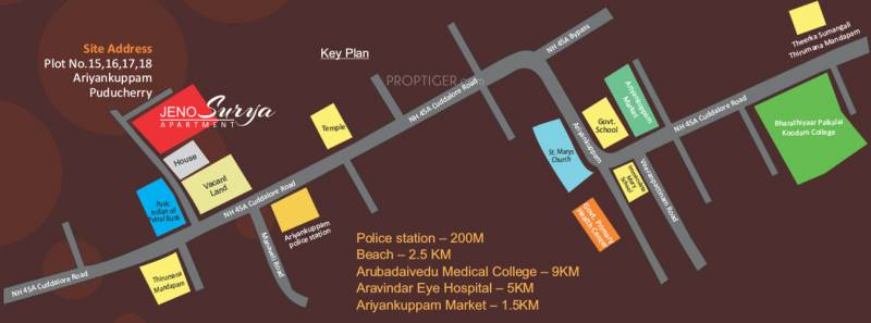 Images for Location Plan of Jeno Surya