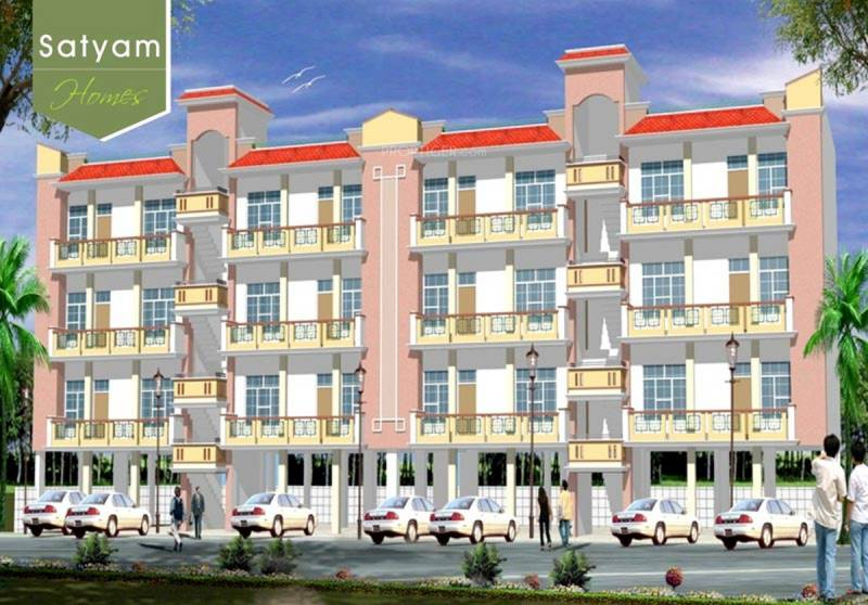 homes Images for Elevation of Satyam Homes