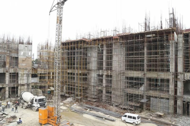 Images for Construction Status of Mahagun Manorial