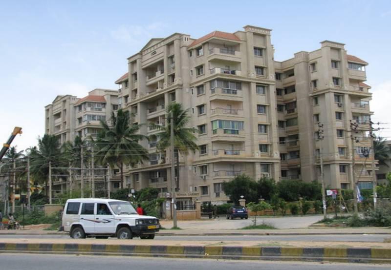 Images for Elevation of Sobha Garnet