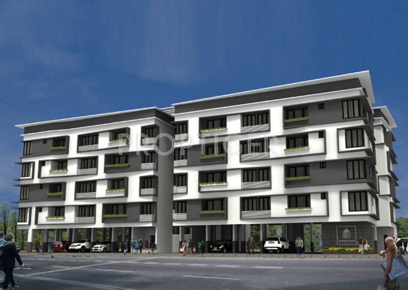 Images for Elevation of Sreerosh Belvedere