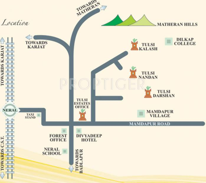 Images for Location Plan of Tulsi Nandan
