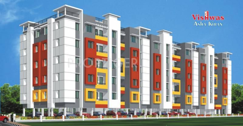 Images for Elevation of Vishwas Asha Kiran