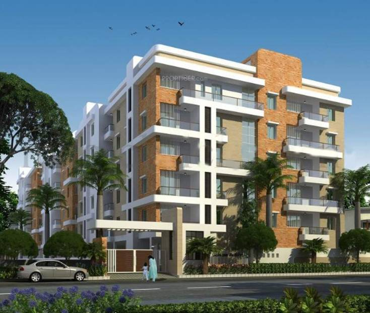 Images for Elevation of Shubham Builders and Developers Blooms