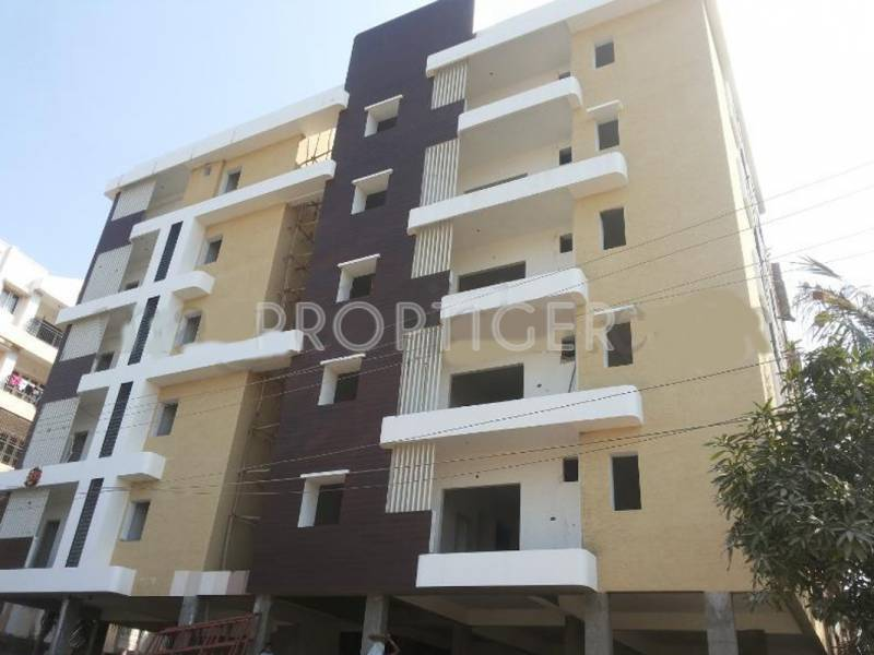 blooms Images for Elevation of Shubham Builders and Developers Blooms