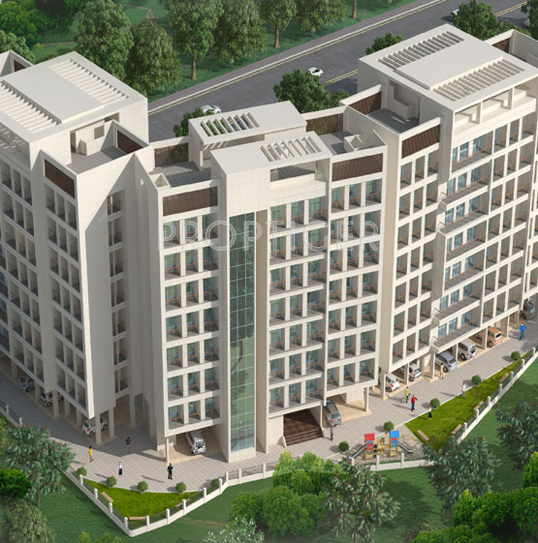 Ghar Ground Floor Elevation : Bhk cluster plan image laabh group pehla ghar shiva