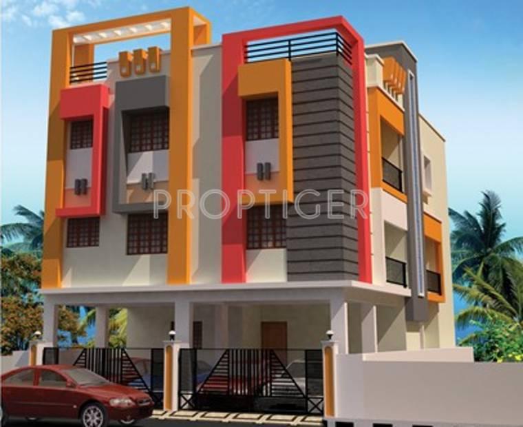 Images for Elevation of Vijayalakshmi Constructions Viji Homes