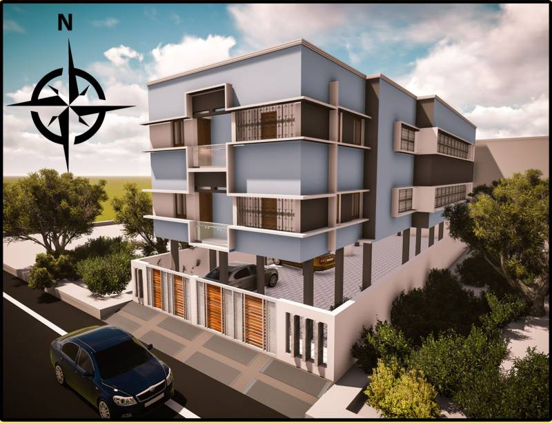 Images for Elevation of Sharma Serene Shell