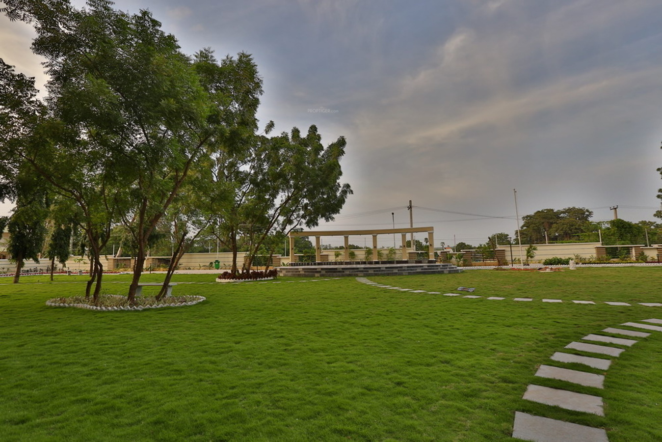 Omsree Patels Green Park In Yapral Hyderabad Price