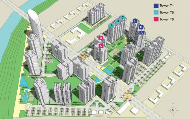 Images for Layout Plan of Godrej Infinity