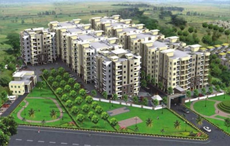 Images for Elevation of  Jagannath Warriors Residencya