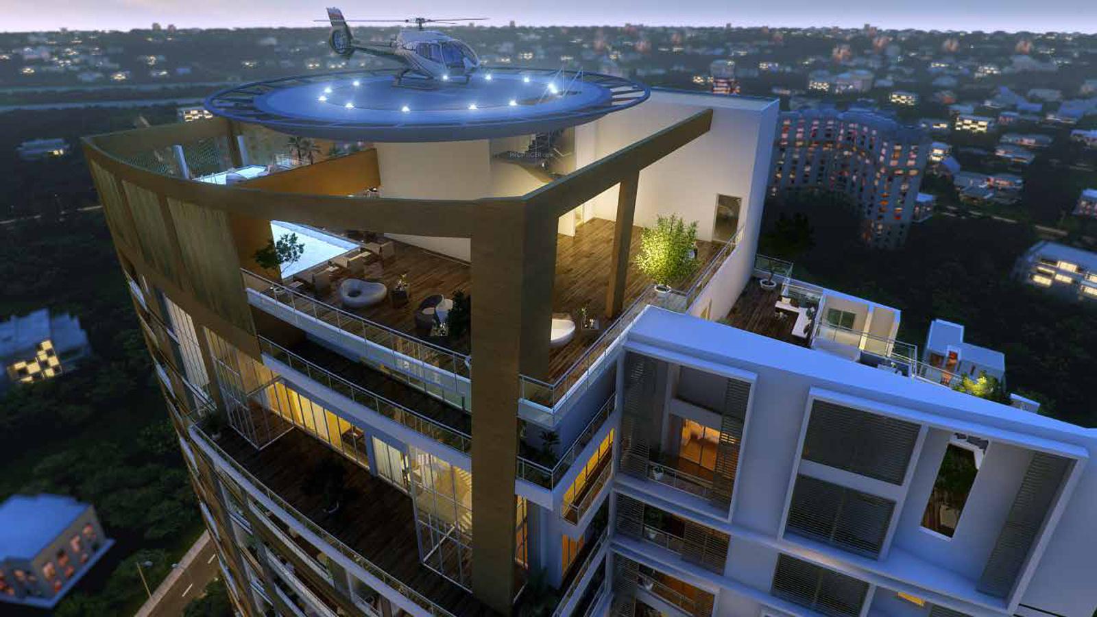 Skyline The Legend Sky Mansions In Kaloor Kochi Price