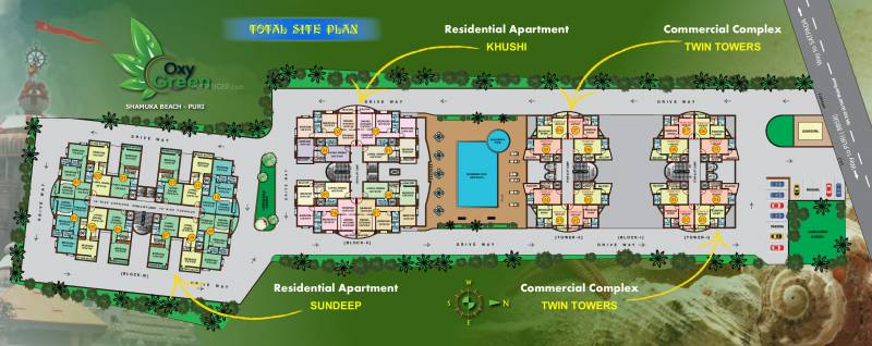 Images for Layout Plan of Esskay Oxy Green