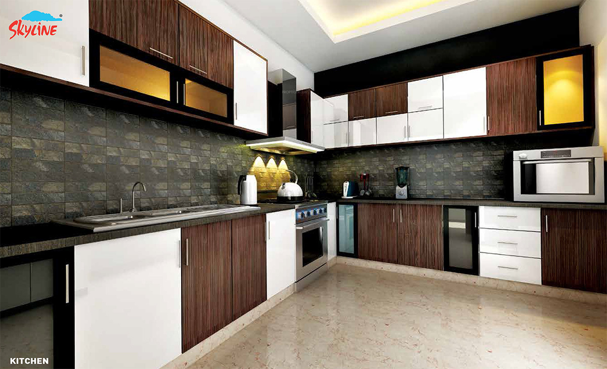 skyline synergy in cheranalloor kochi price location. Black Bedroom Furniture Sets. Home Design Ideas