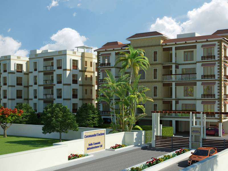 Images for Elevation of India Coromandel Enclave