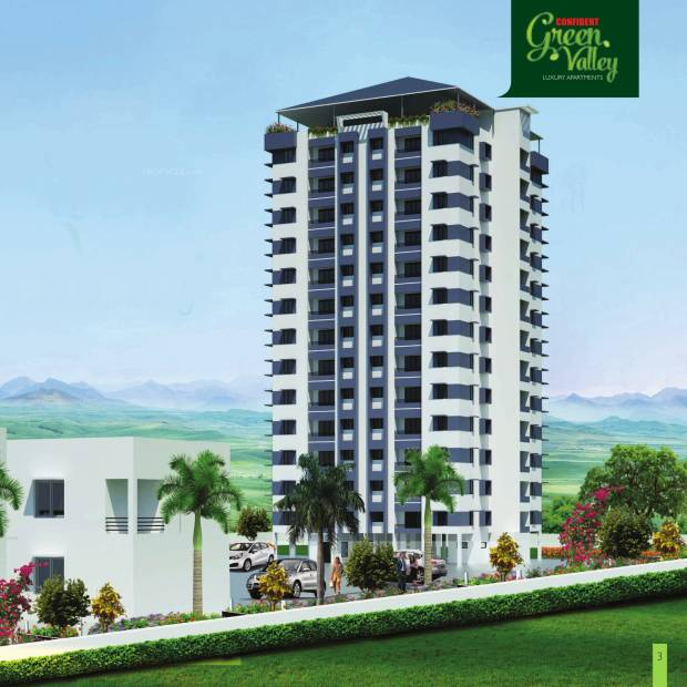Images for Elevation of Confident Green Valley