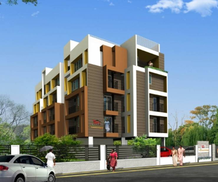 Images for Elevation of TBPL Harichandanam