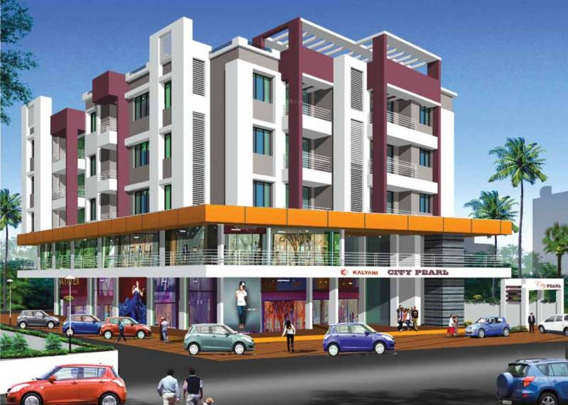 Images for Elevation of Kalyani City Pearl