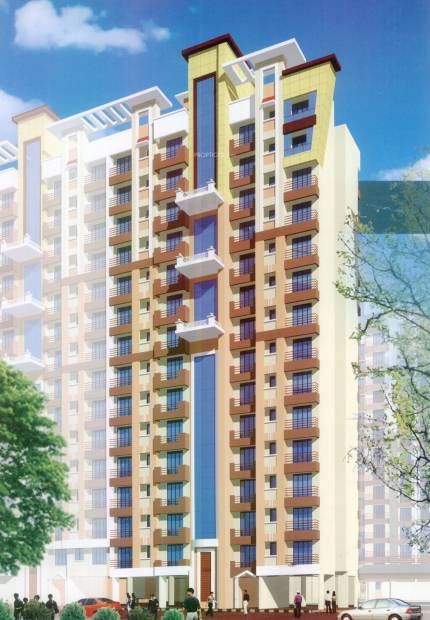 Images for Elevation of DLasa Heights