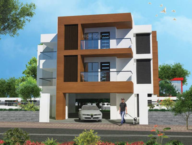 Images for Elevation of Arvia Constructions Pvt Ltd Alvernia