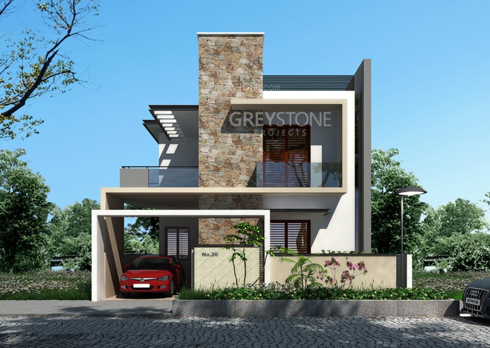 Elevation Stone Price In : Greystone villas in ramakrishnanagar mysore price