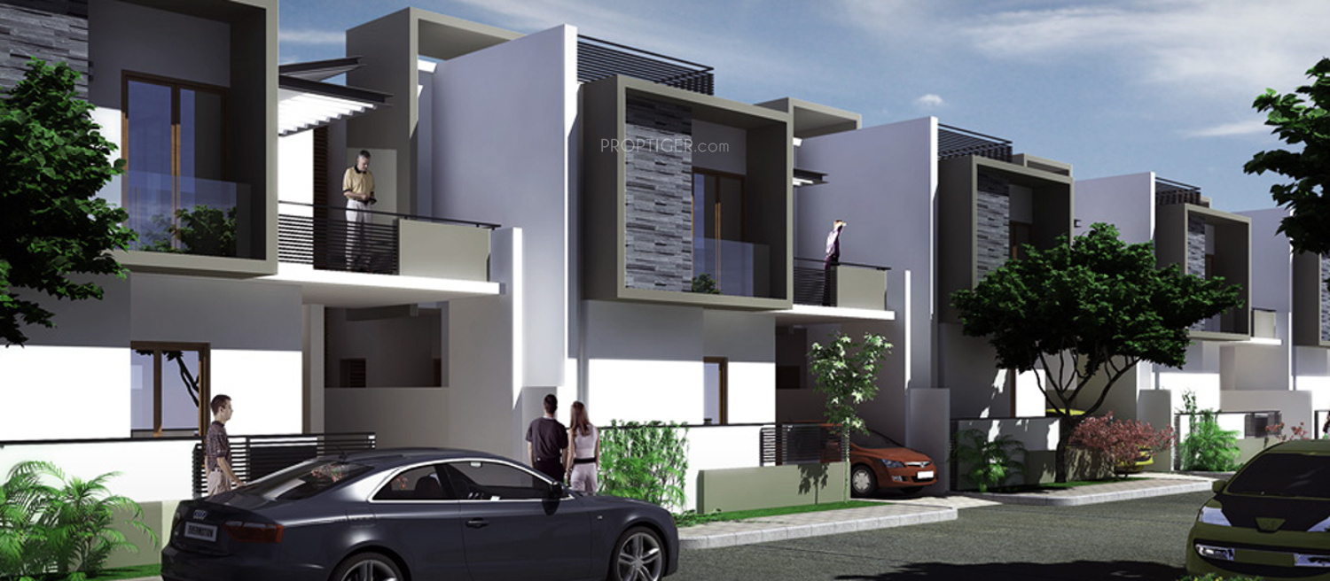 1200 Sq Ft 3 Bhk 3t Villa For Sale In Greystone Projects