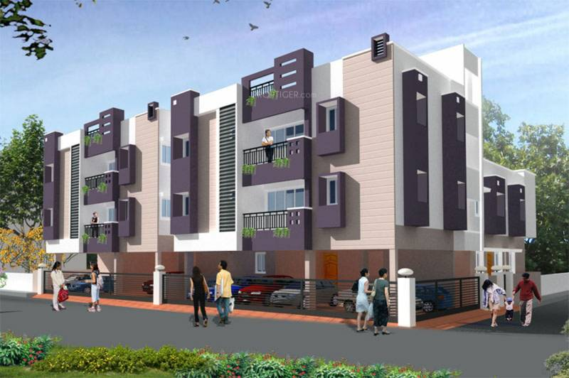 Images for Elevation of Vishakha Manor