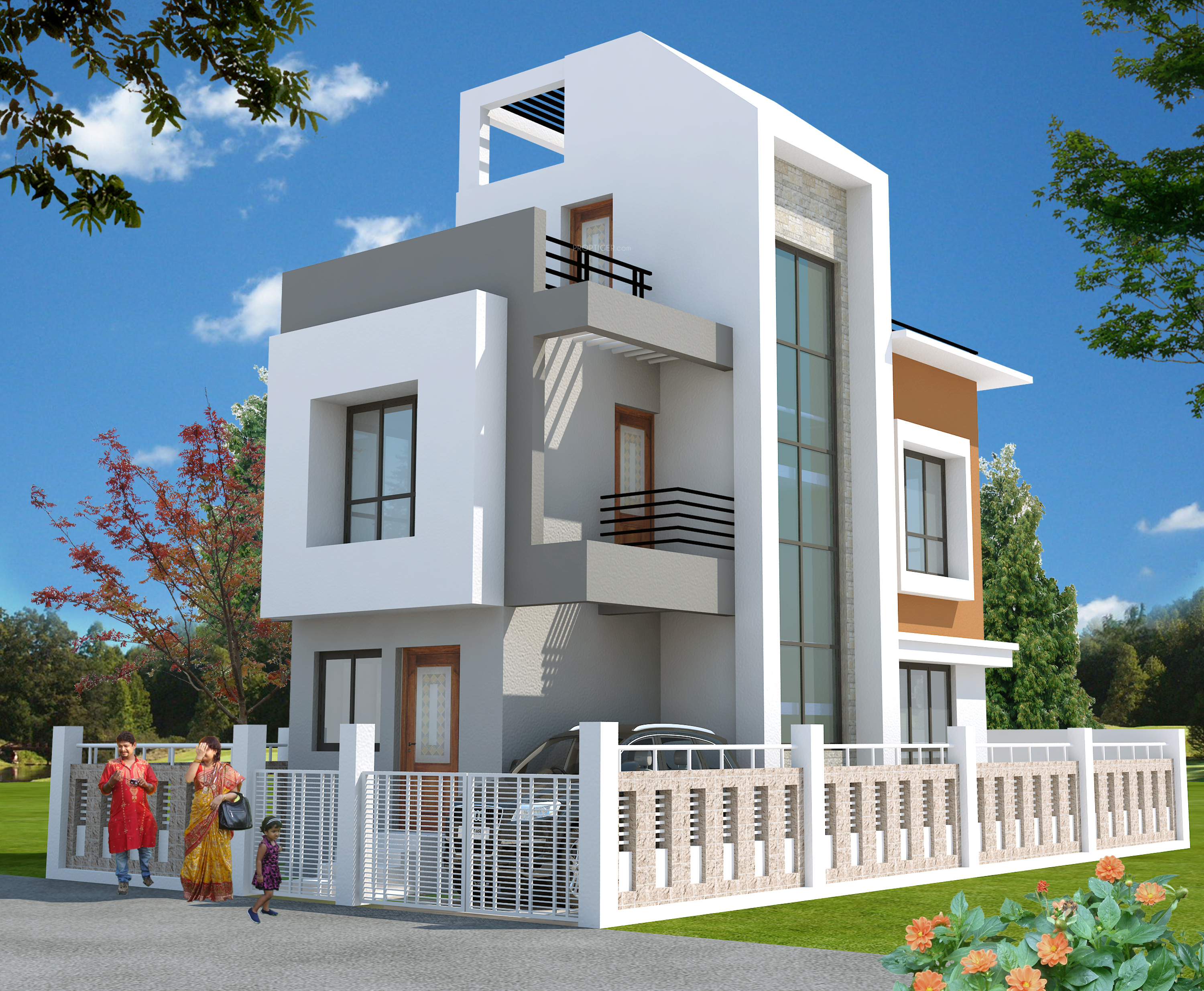 1872 sq ft 4 bhk 3t villa for sale in bloomsbury for Houses images pictures
