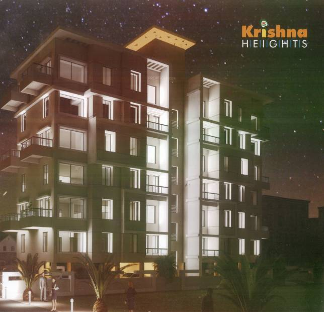 heights Images for Elevation of Krishna Developers Heights