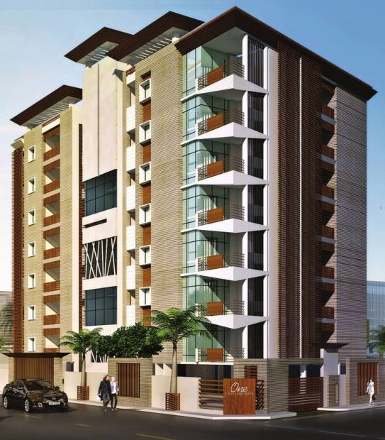 Images for Elevation of Bhoomi One Rutland Gate