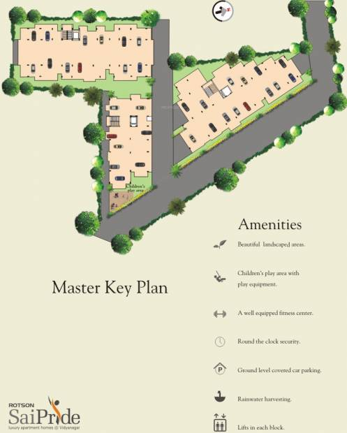 Images for Master Plan of Rotson Sai Pride