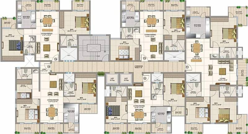 Images for Cluster Plan of Rotson Solitaire