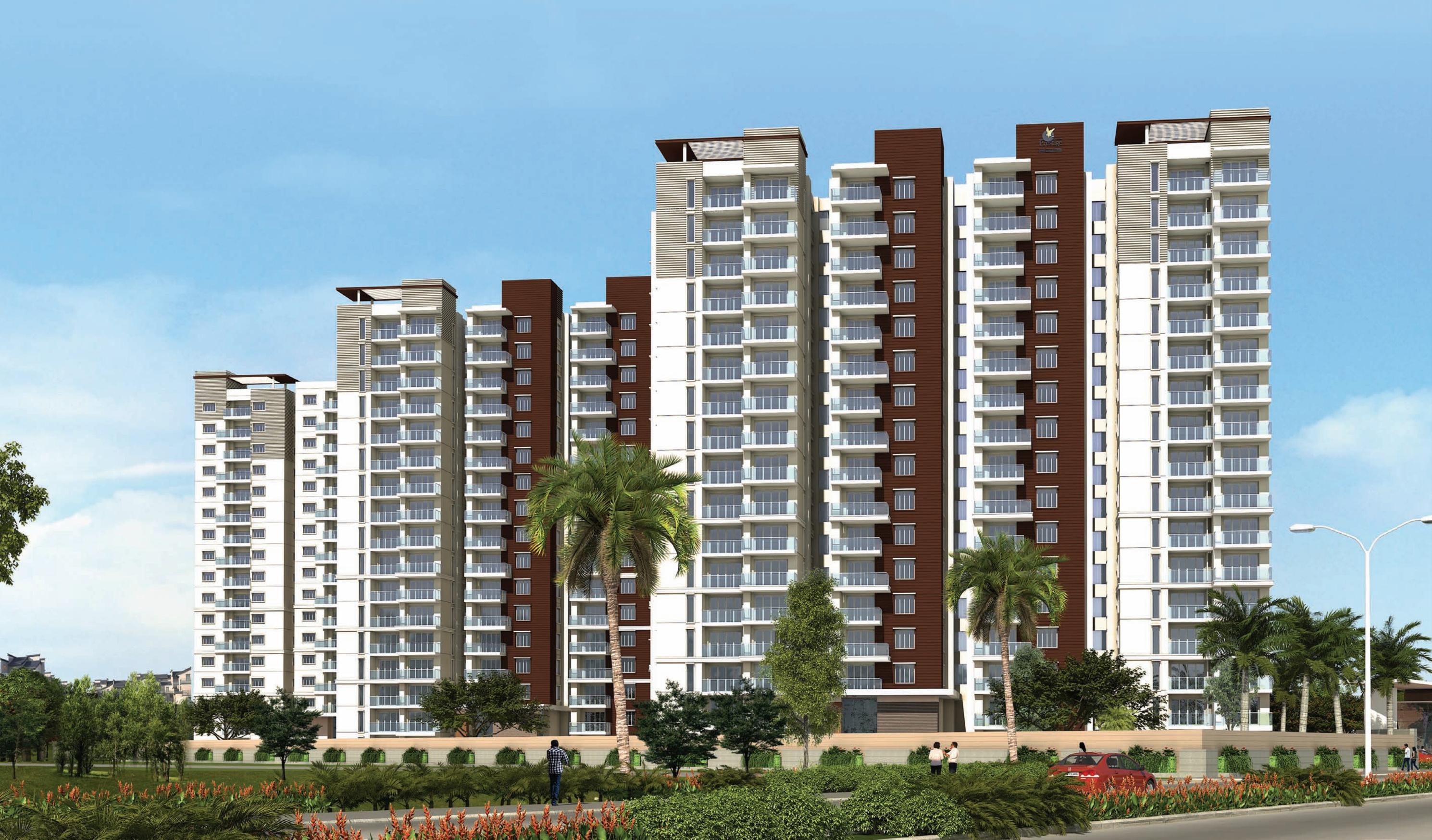 Prestige Ivy League in Hitech City, Hyderabad - Price