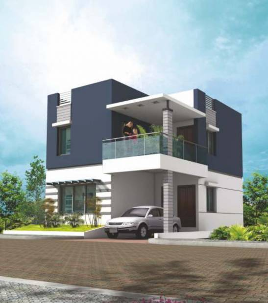 Images for Elevation of Global Green Apple Villas