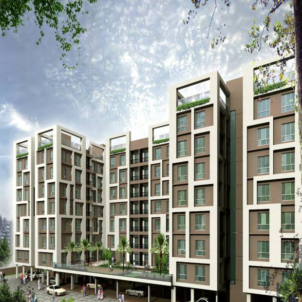 Images for Elevation of Anurag Tower