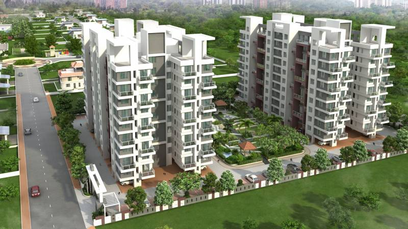 Images for Elevation of Saakaar Almond Park